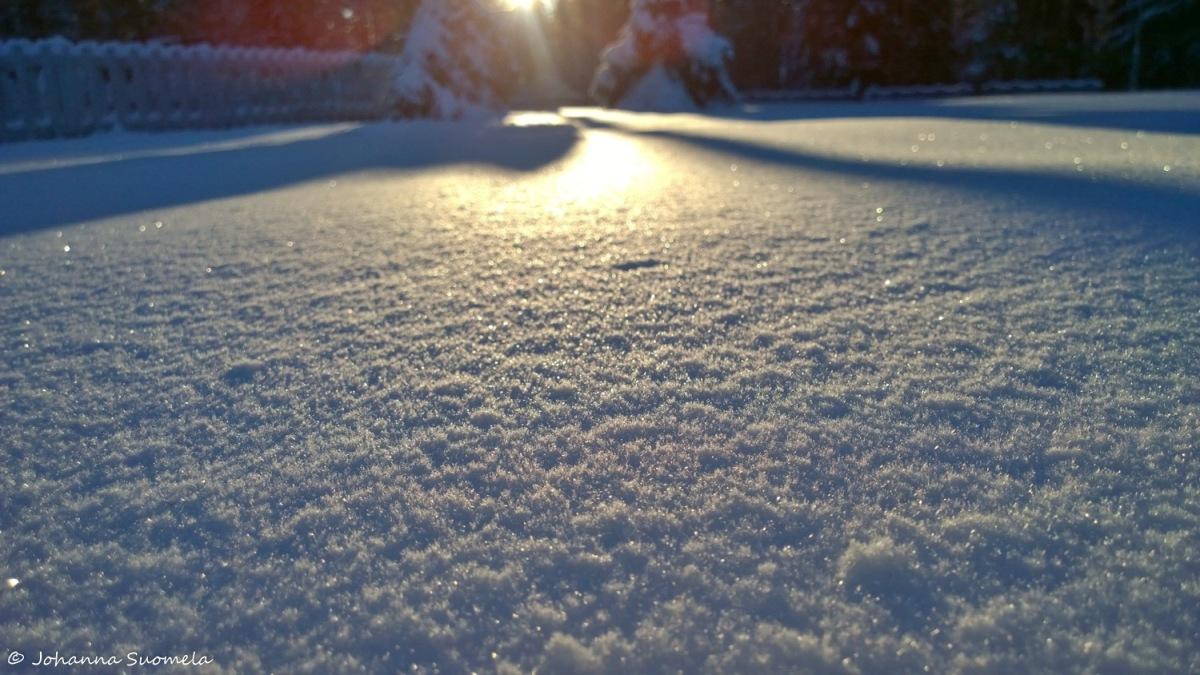 Lumihanki vastavalo