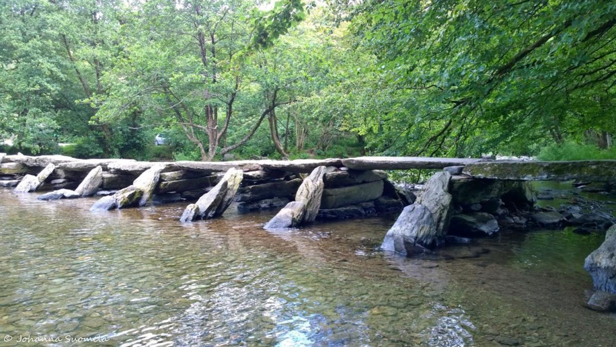 Tarr Steps River Barle