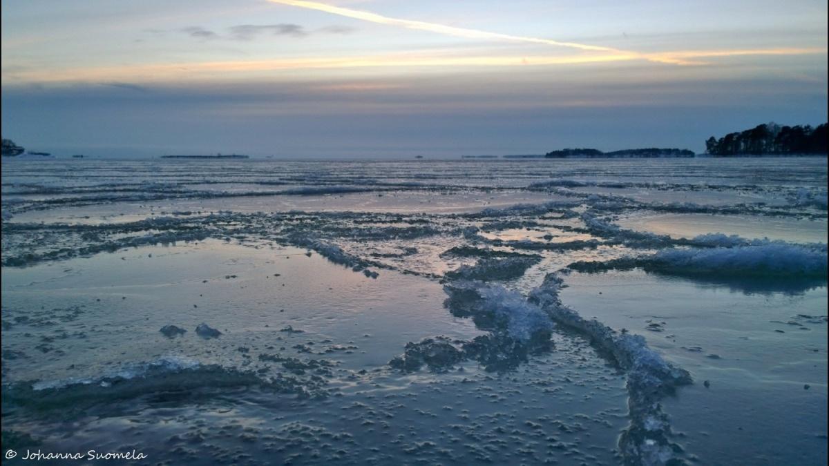 Jaatyva meri
