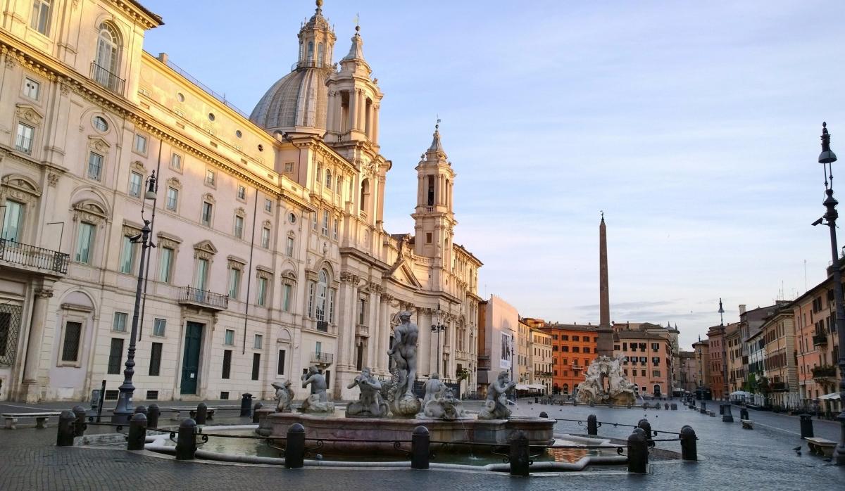 Rooma Piazza Navona