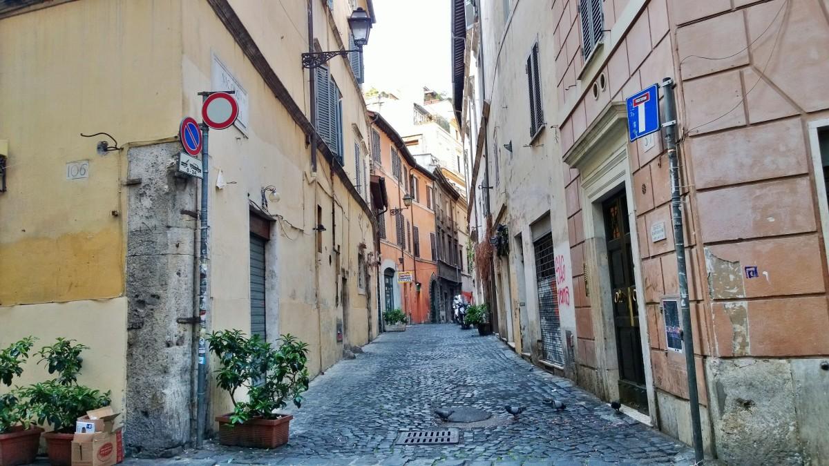 Rooma ja pulut