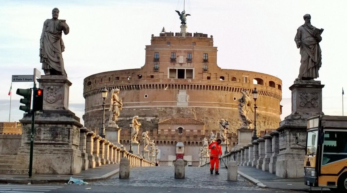 Rooma Castel Sain´t Angelo
