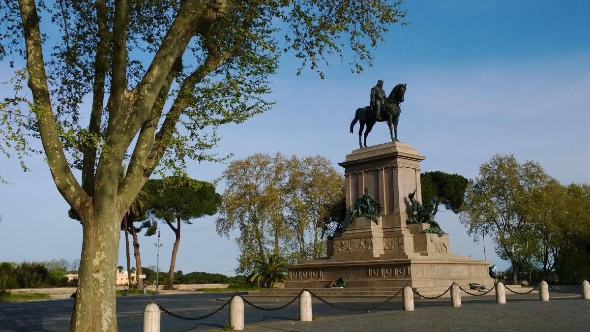 Rooma Gianicolo