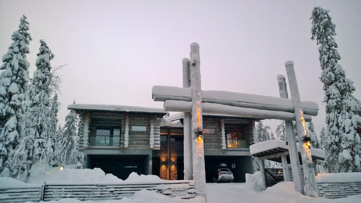 Rukavillas Villa Kuusirinne