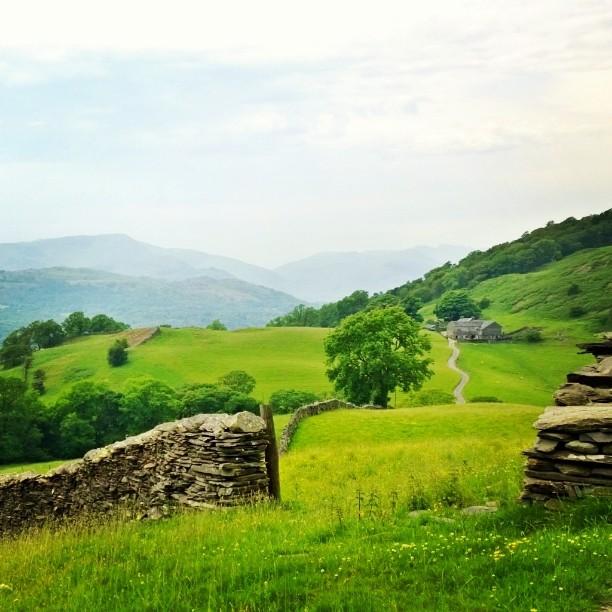 BH Minun harrastukseni vaellus Cumbria