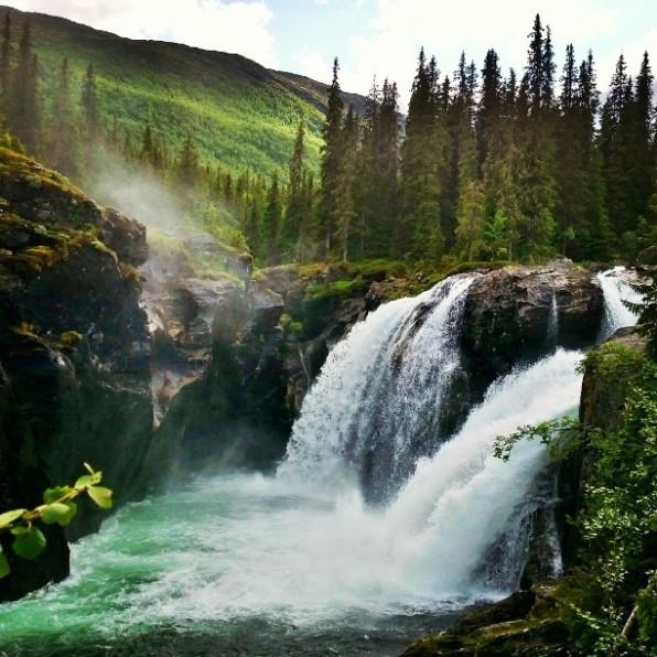 BH Minun harrastukseni vaellus Norja