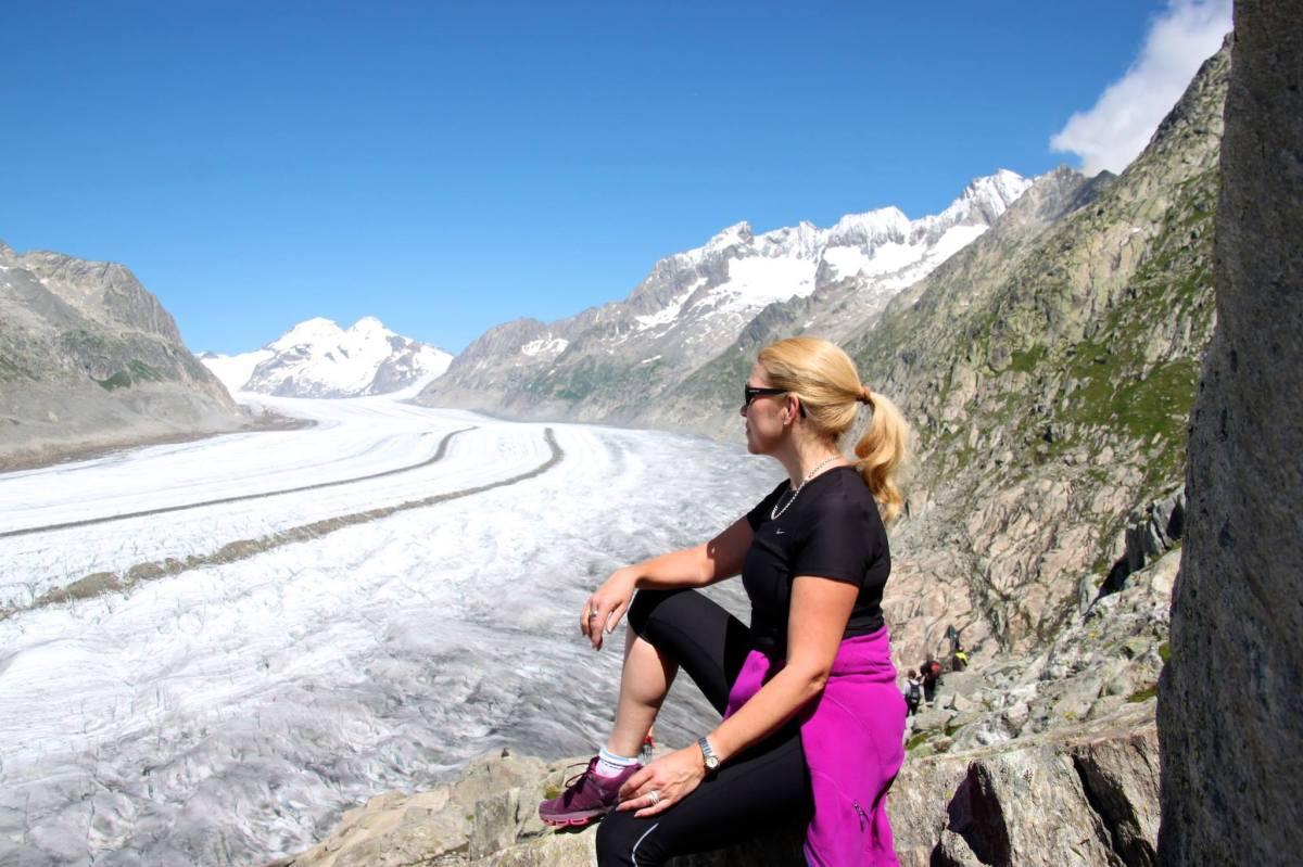 Aletch Glacier