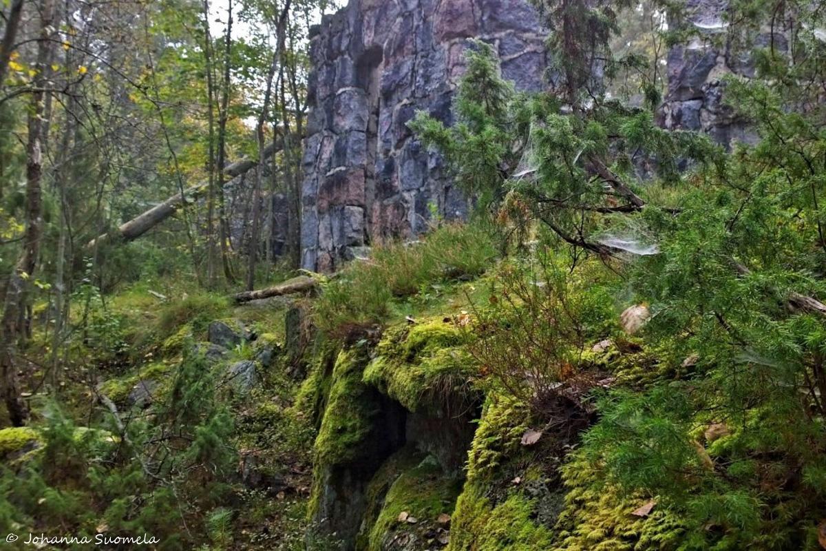 Stockmannin rauniot