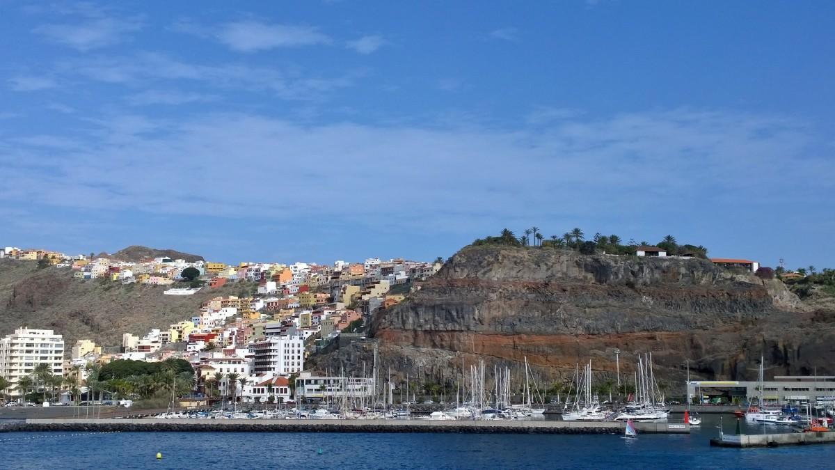 La Gomera San Sebastian