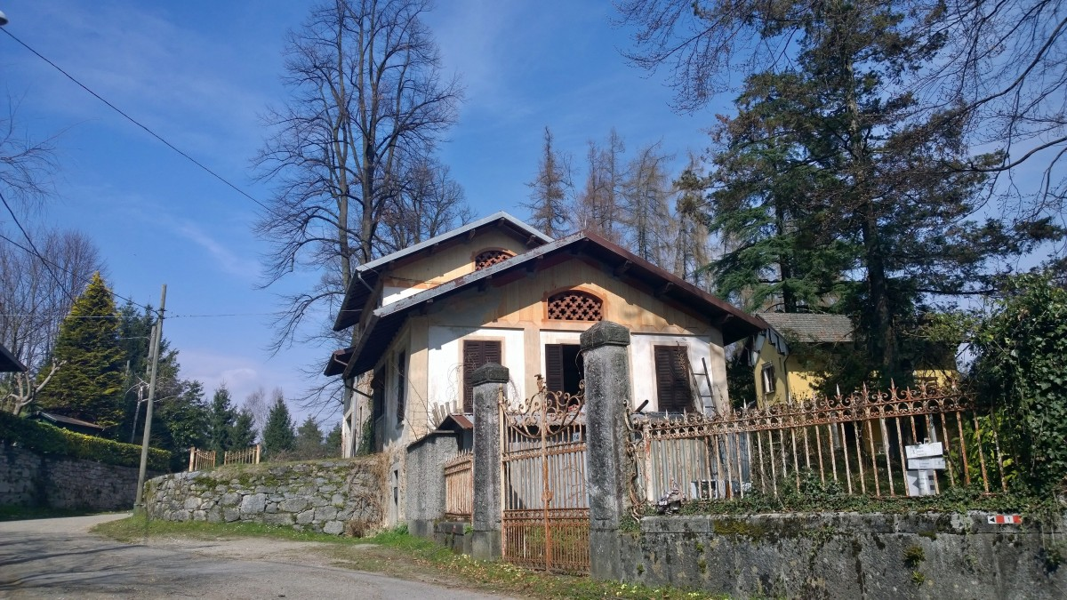 Bellagio Comojärvi