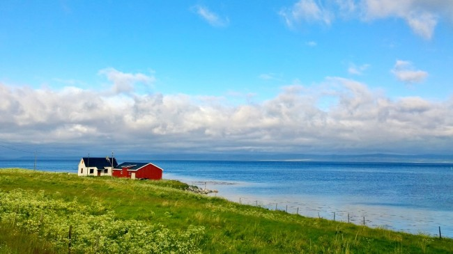 Autolla Jäämerelle