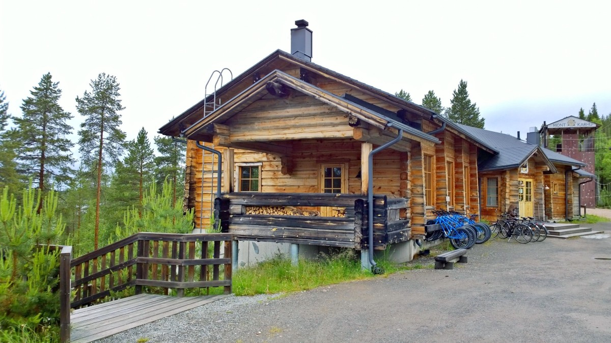 Basecamp Oulanka