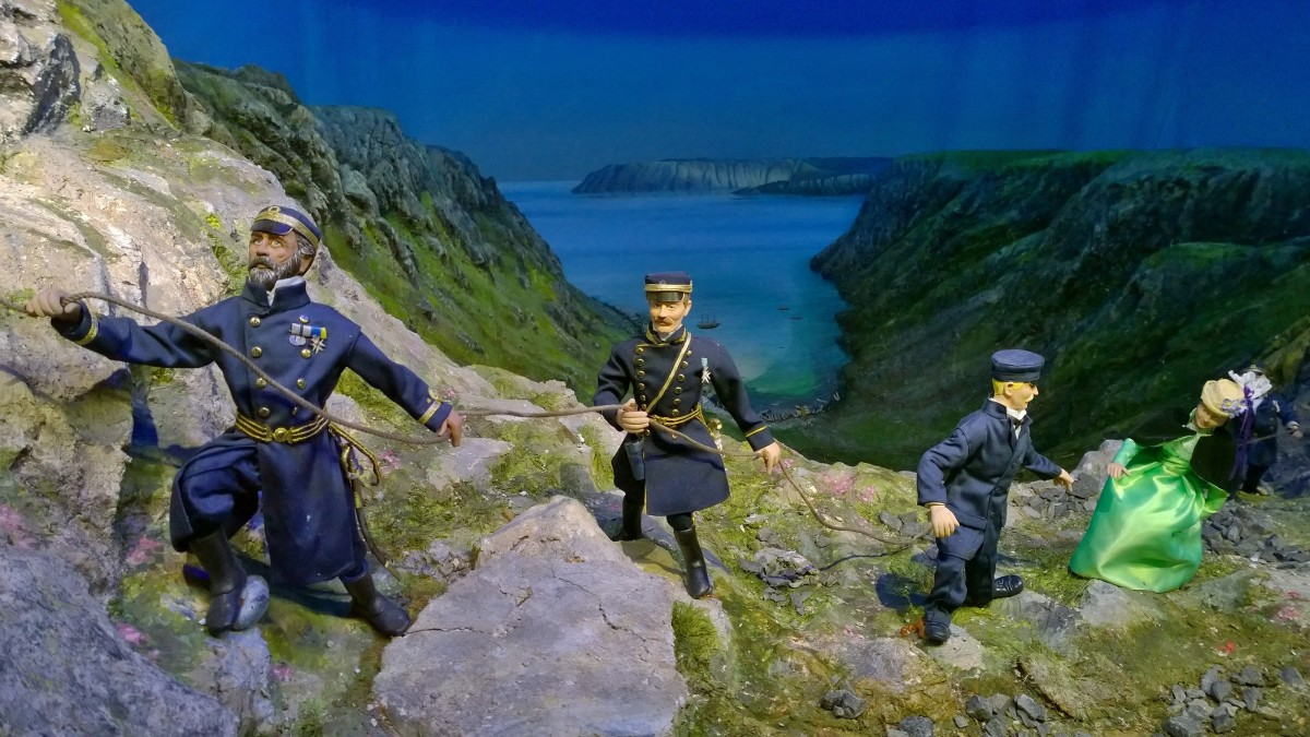 Nordkapphallen historiaa