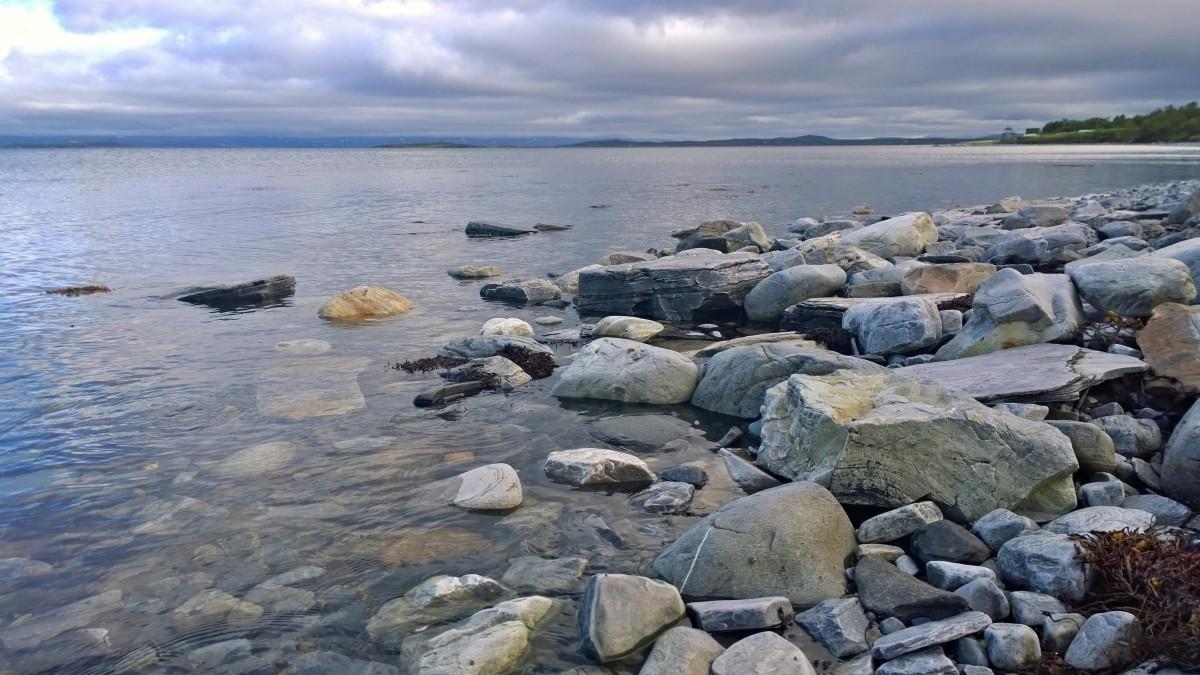 Norja Porsangerfjord