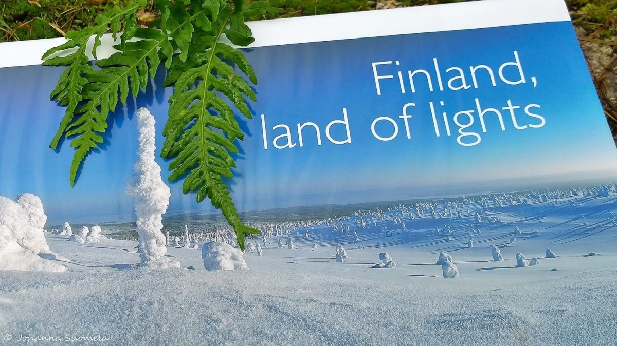 Figari Finland land of lights