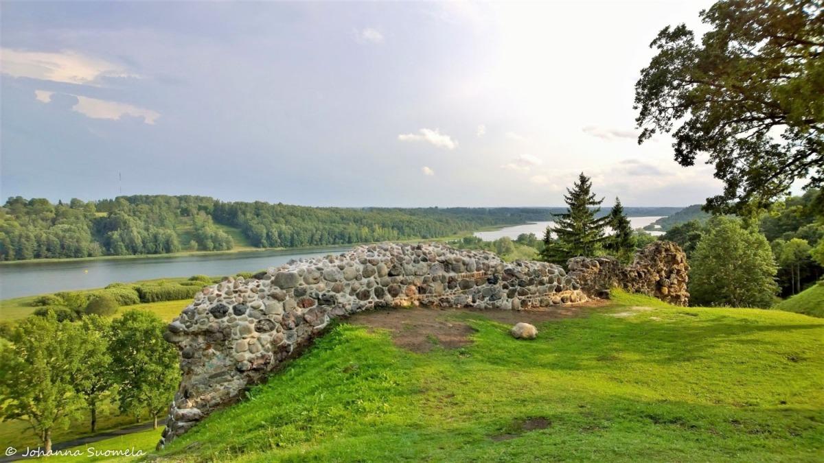 Viljandi Linnamaki viljandinjarvi