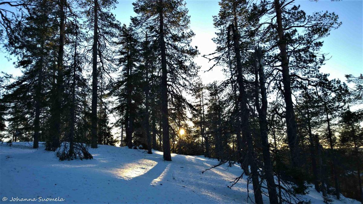 Pyhän jyssäys, Ruka Kuusamo