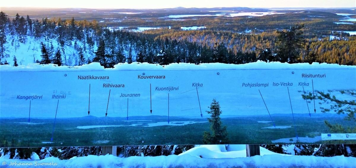 Pyhän jyssäys Ruka Kuusamo