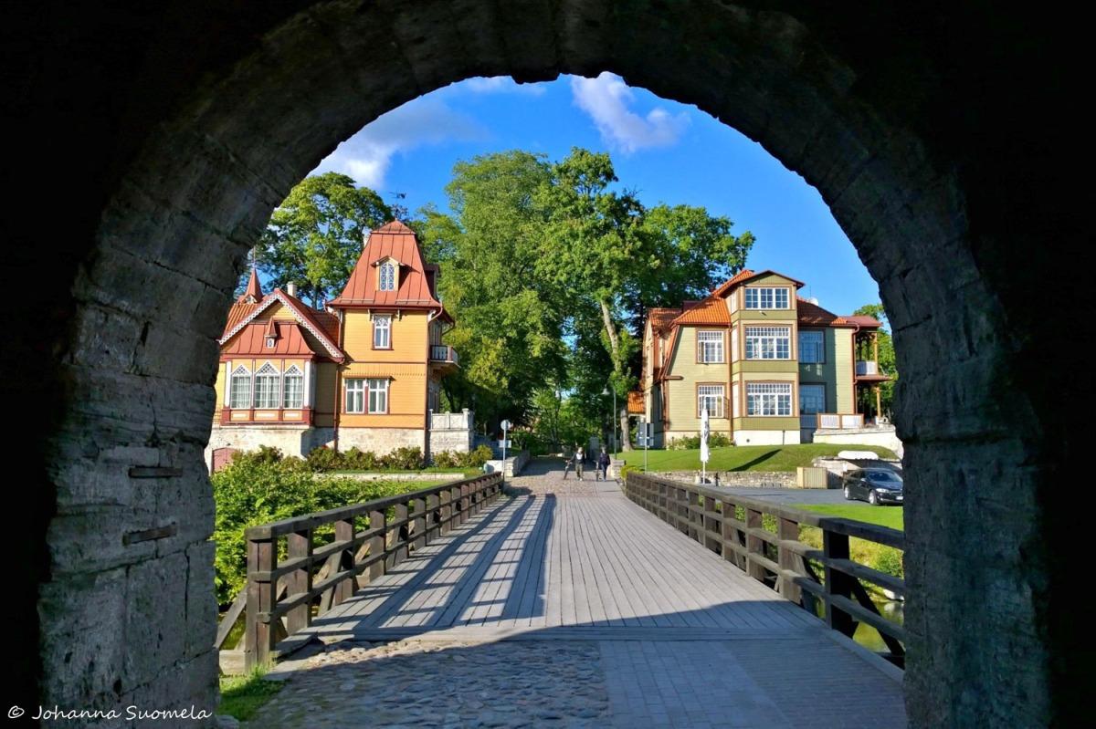 Hotelli Ekesparre Kuressaare