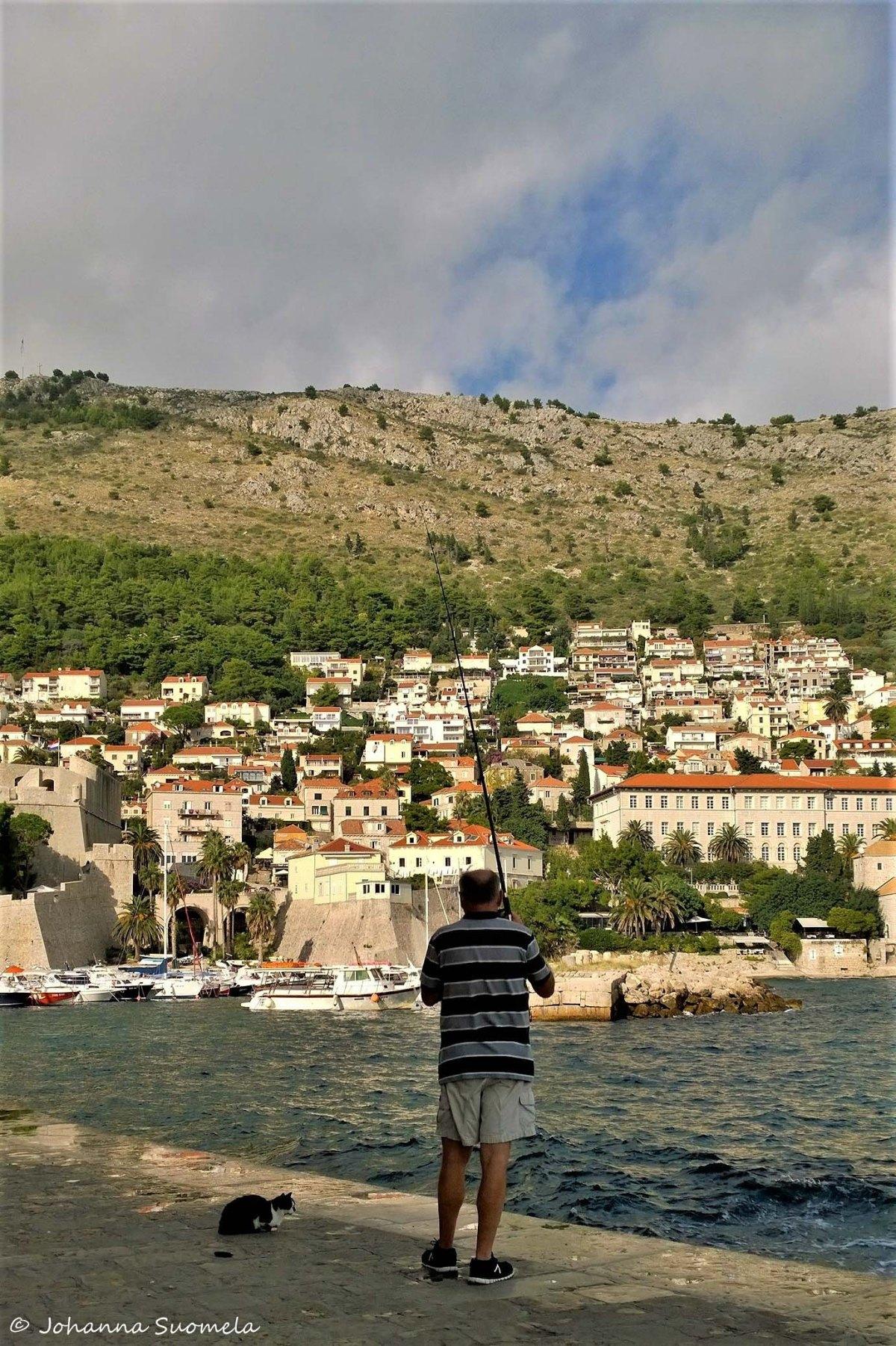 Dubrovnikin vanha satama
