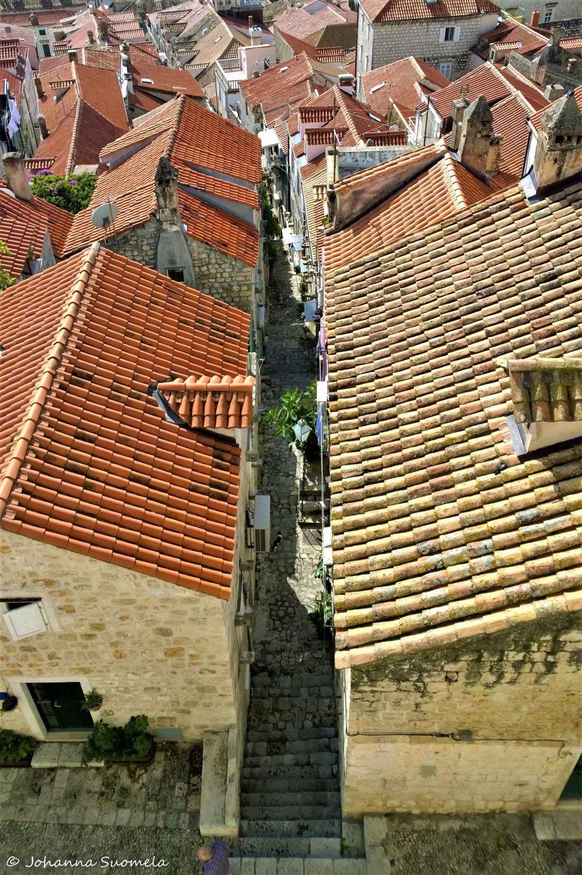 Dubrovnikin vanha kaupunki