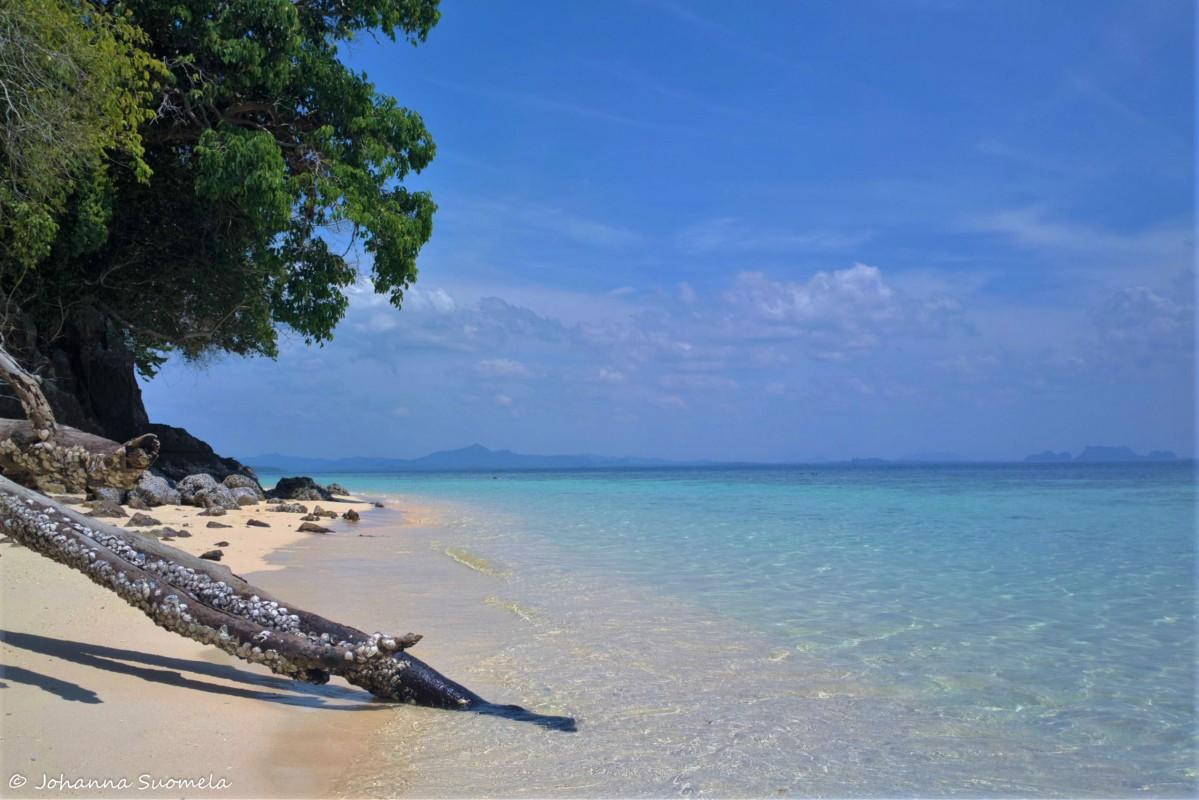 Thaimaa Koh Kradan
