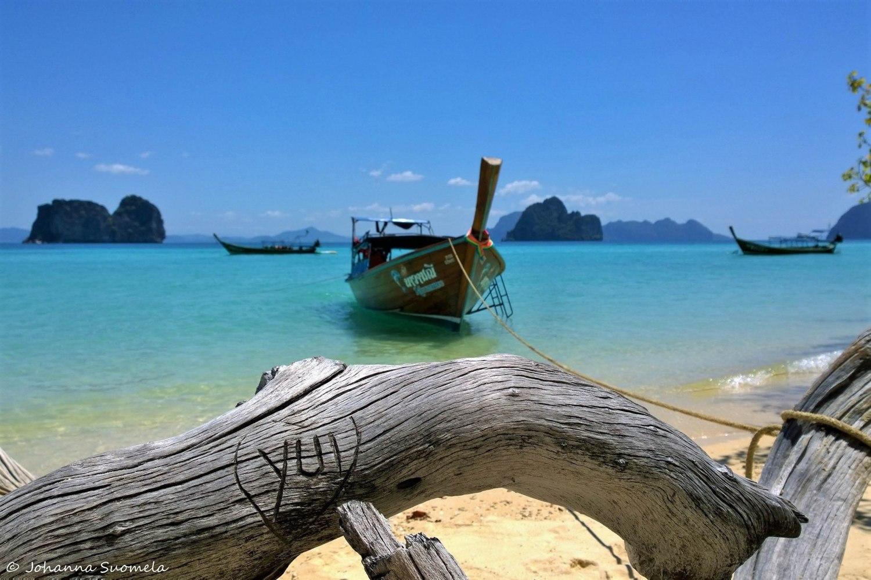 Thaimaa Koh Ngai
