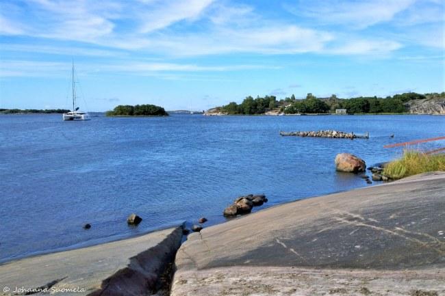 Kökar Sandvik ranta