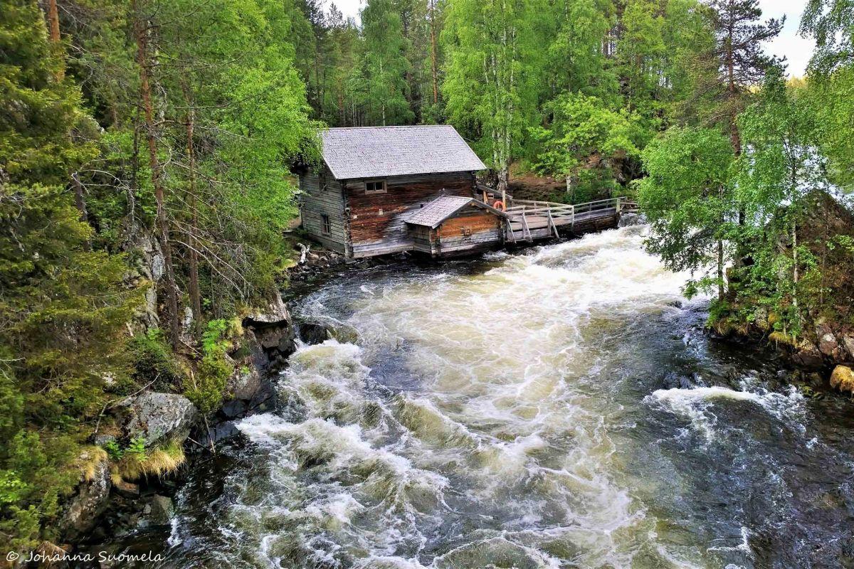 Karhunkierros Myllykoski 20180612184436