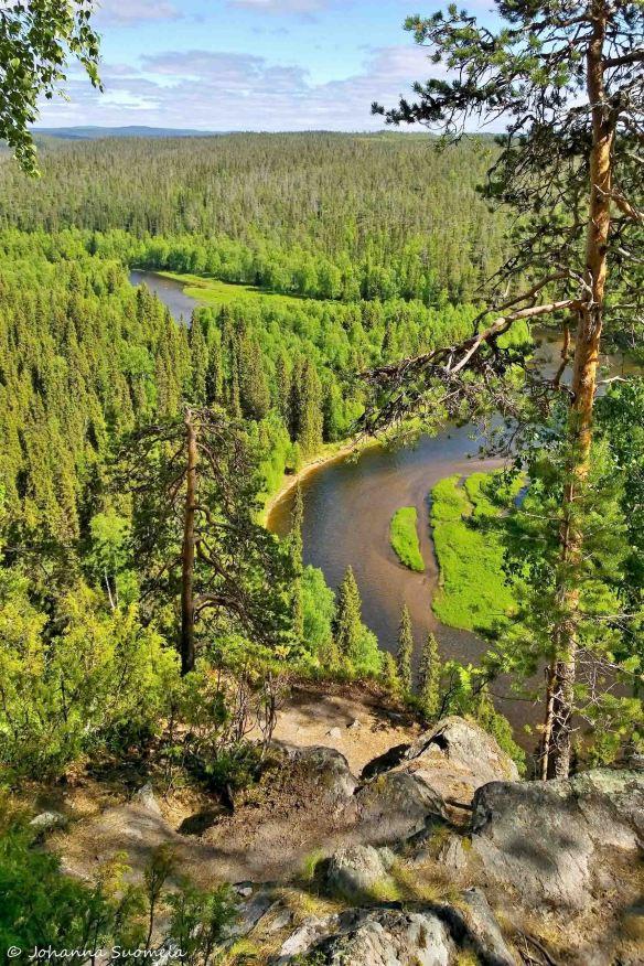 Kuusamon kauneimmat vaellusmaisemat – 82 kilometrin Karhunkierros ... 99573905e6