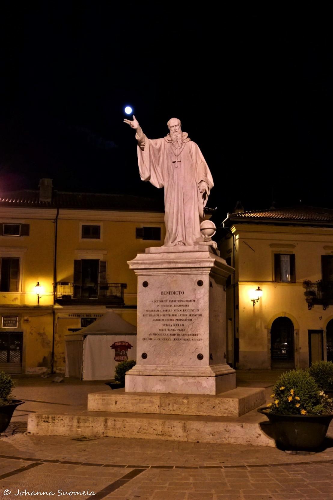 Norcia San Benedictus