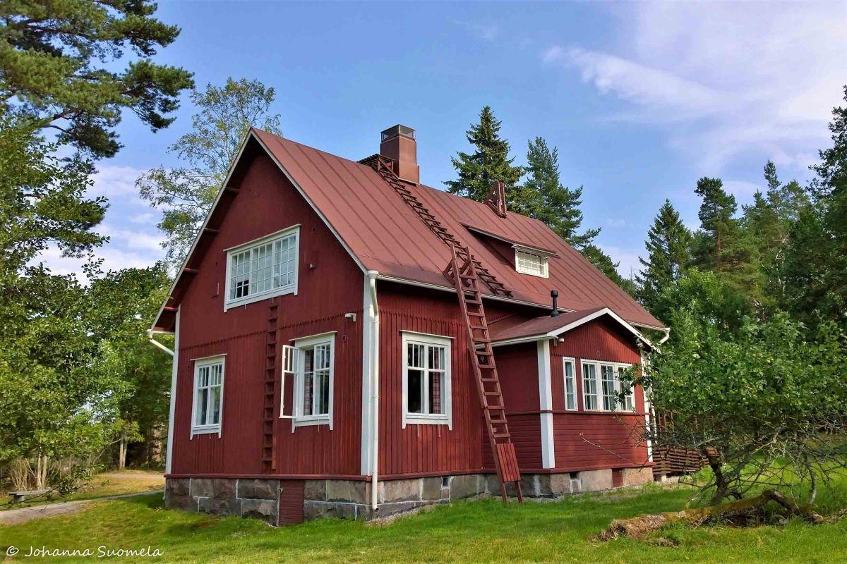 Pentala Villa Rosengard museokauppa ja info