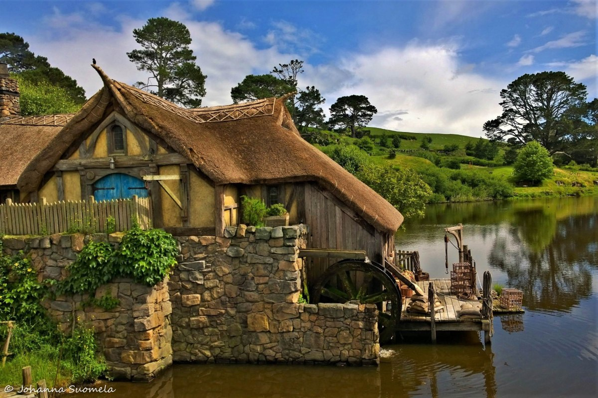 Uusi-Seelanti Hobbiton
