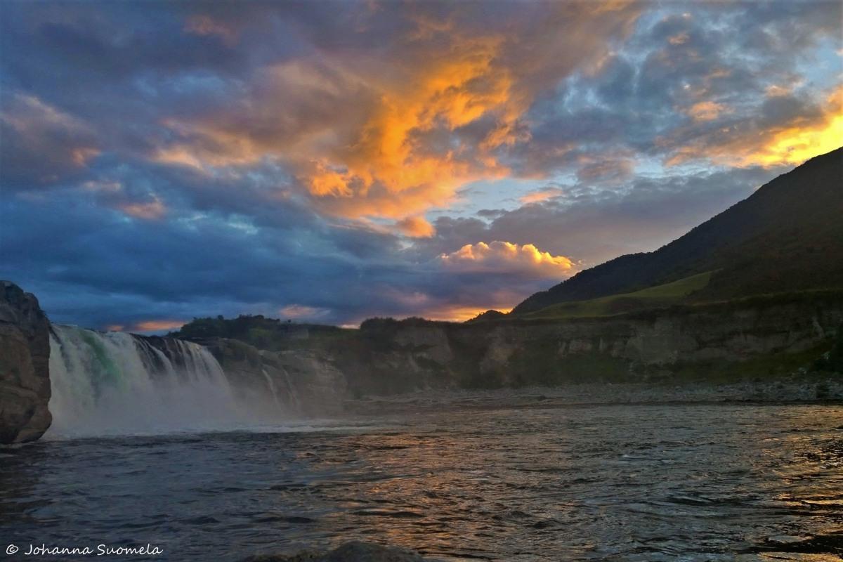 Uusi-Seelanti Maruia Falls