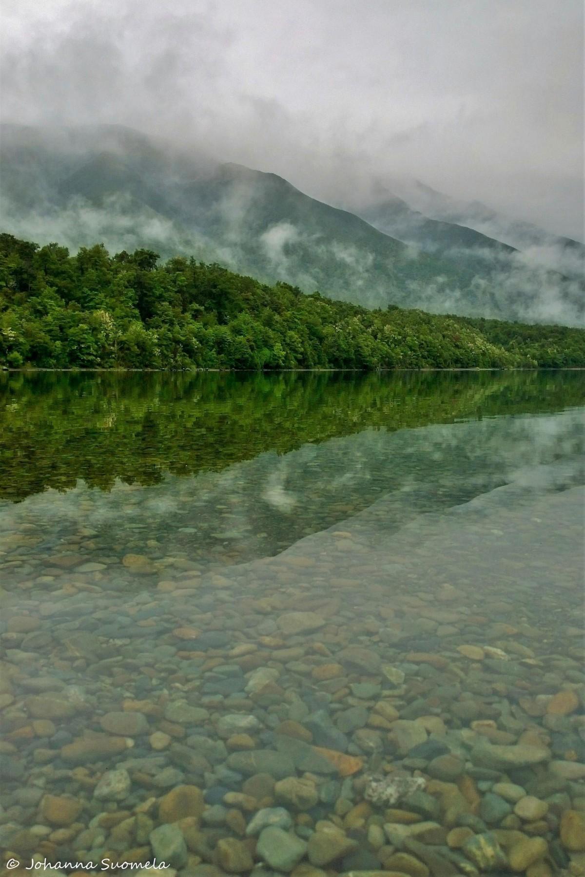 Uusi-Seelanti Nelson Lakes National Park
