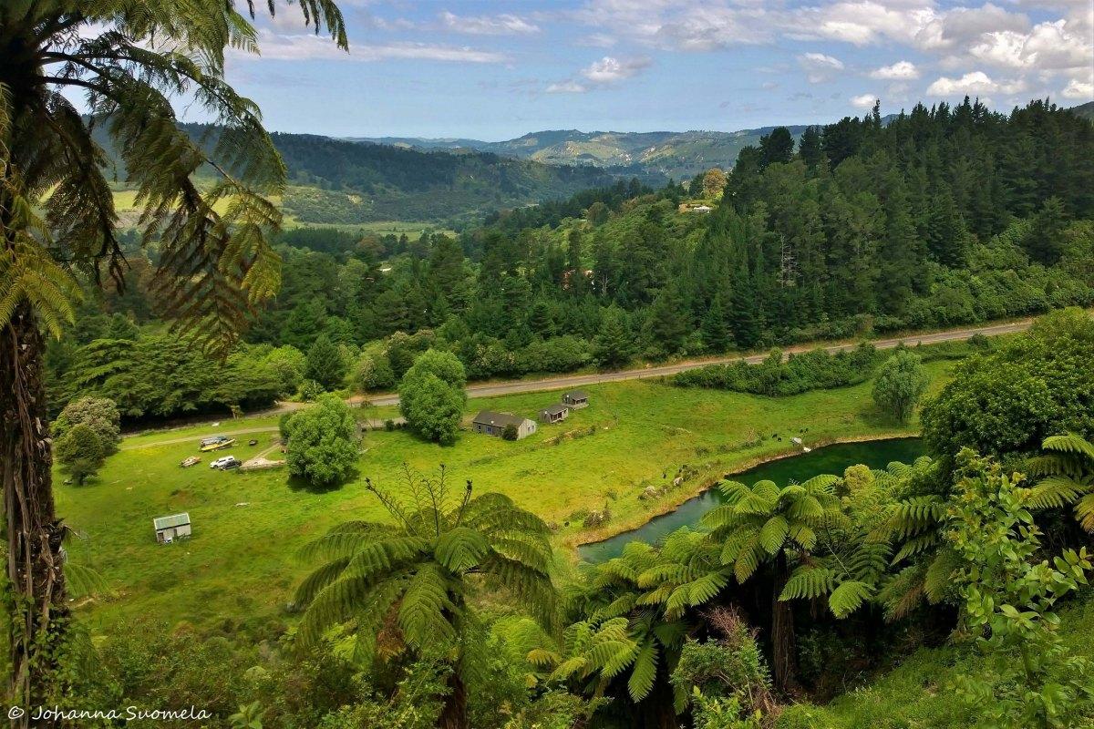 Uusi-Seelanti Te Urewera