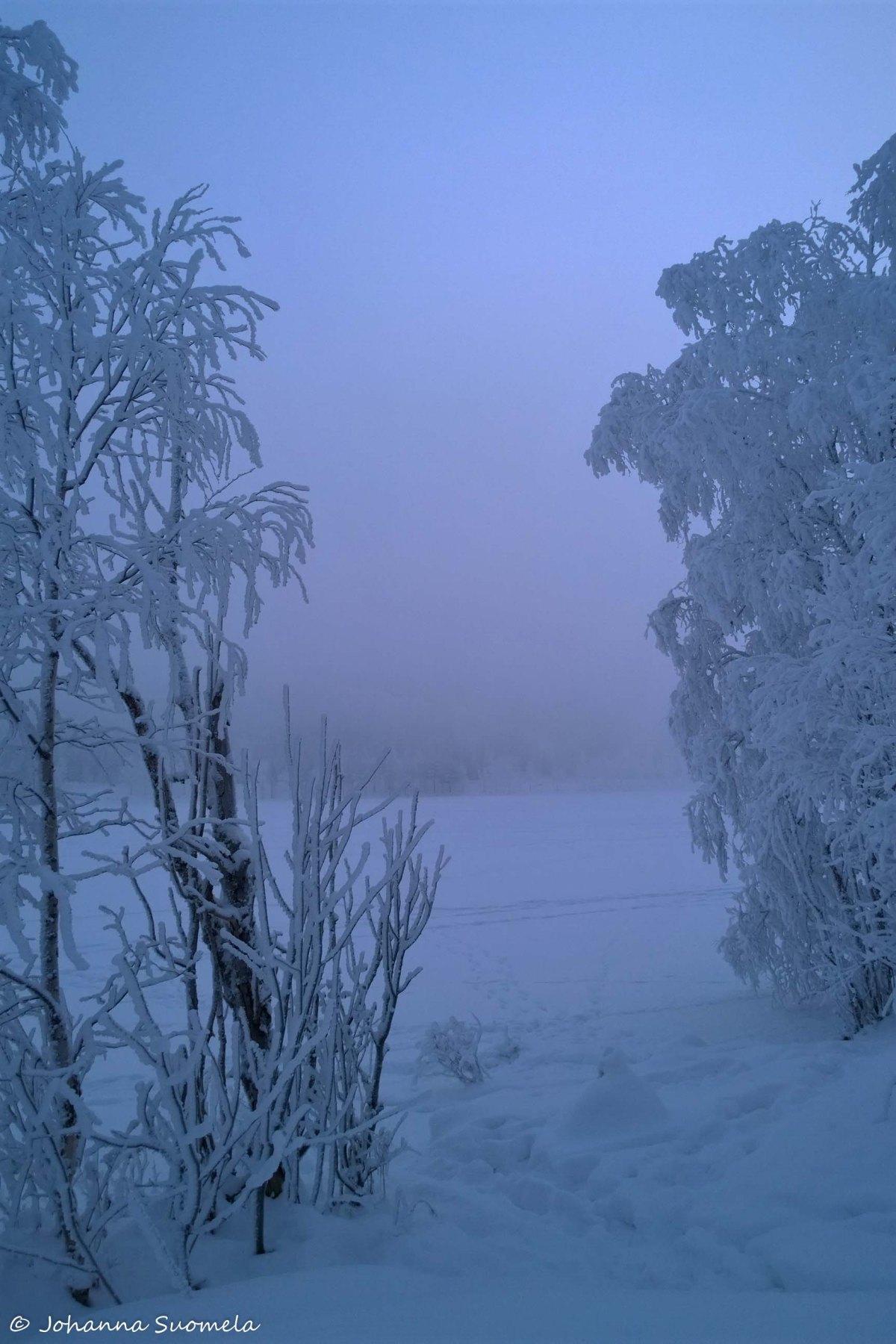 Kätkätunturi Immeljärvi