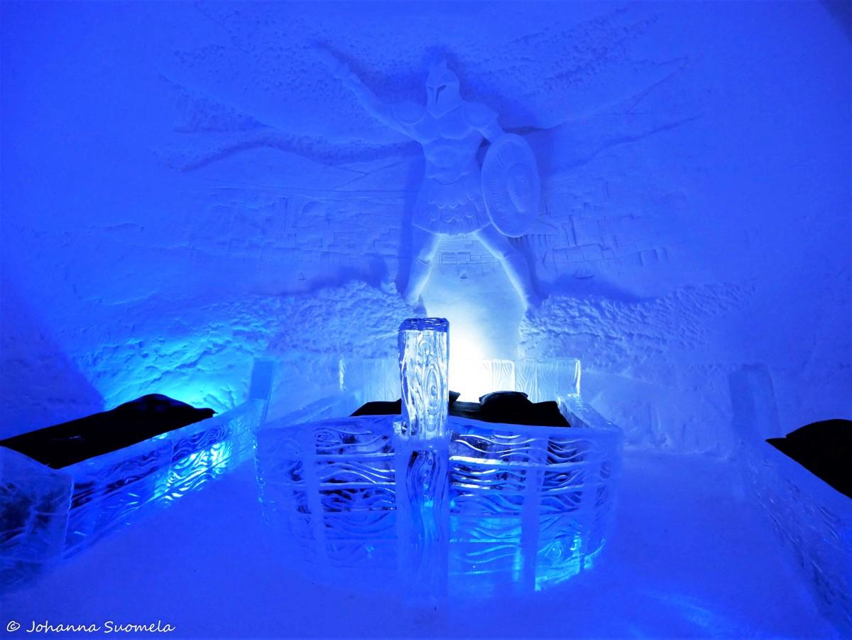 Snow Village Lumisviitti