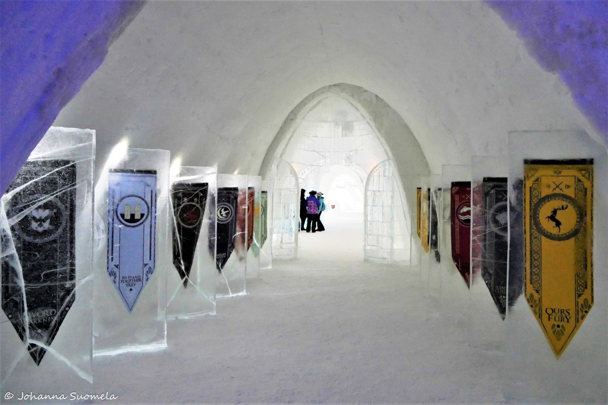 Snow Village Lumihotelli