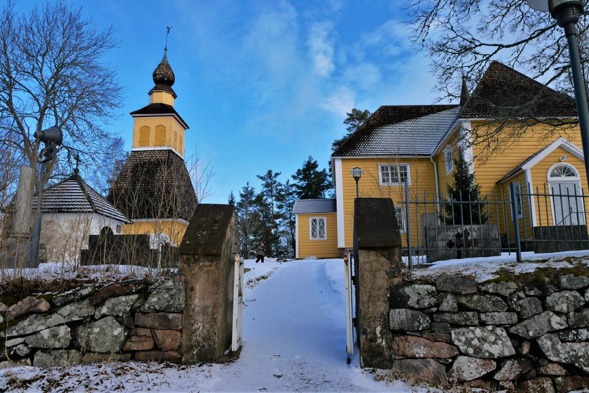Snappertunan kirkko