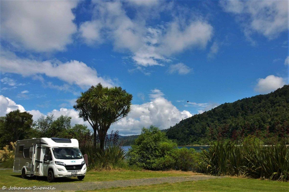 Te Urewera Waikaremoana Holiday Park