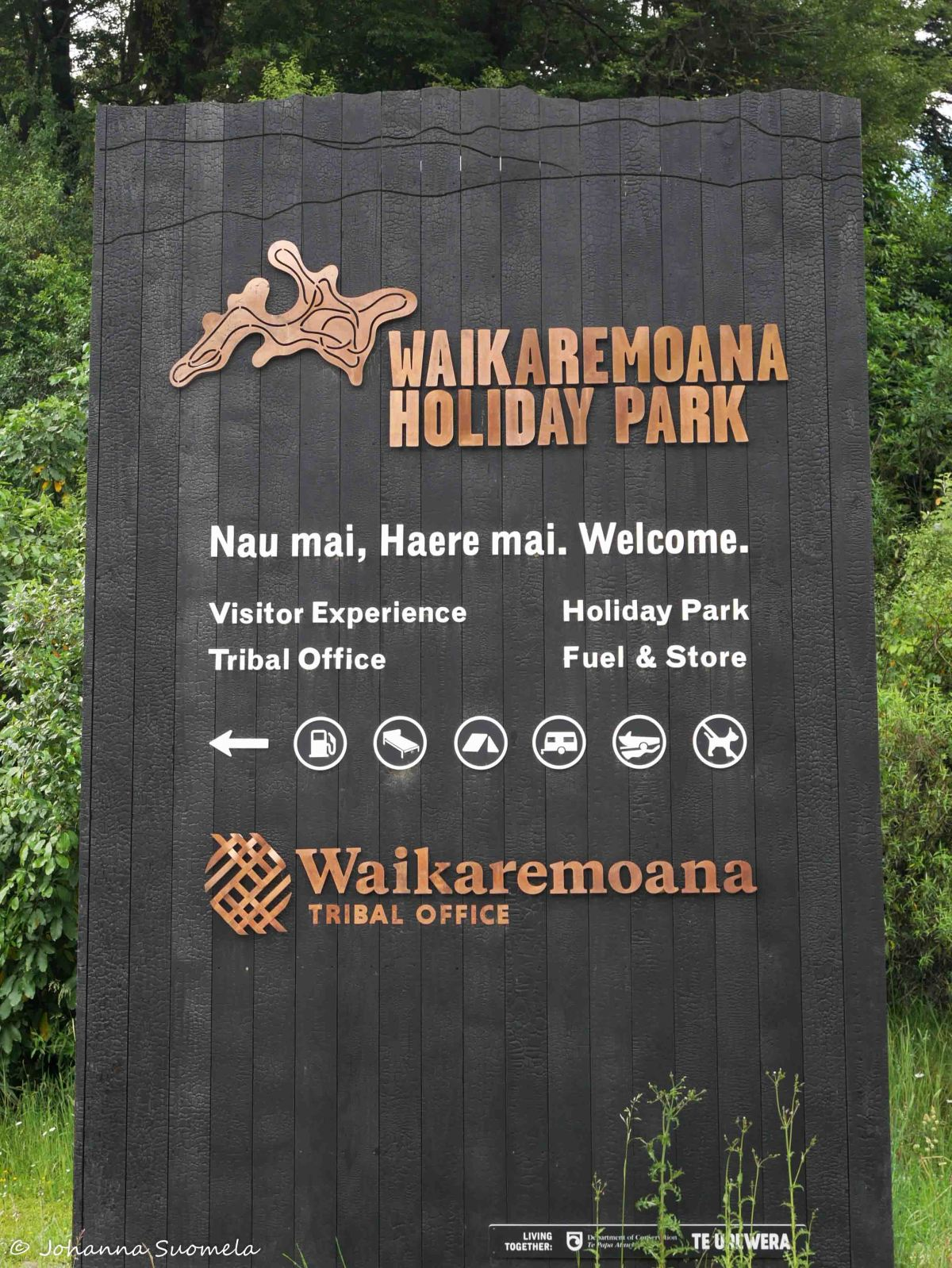 Waikaremoana Holiday Park