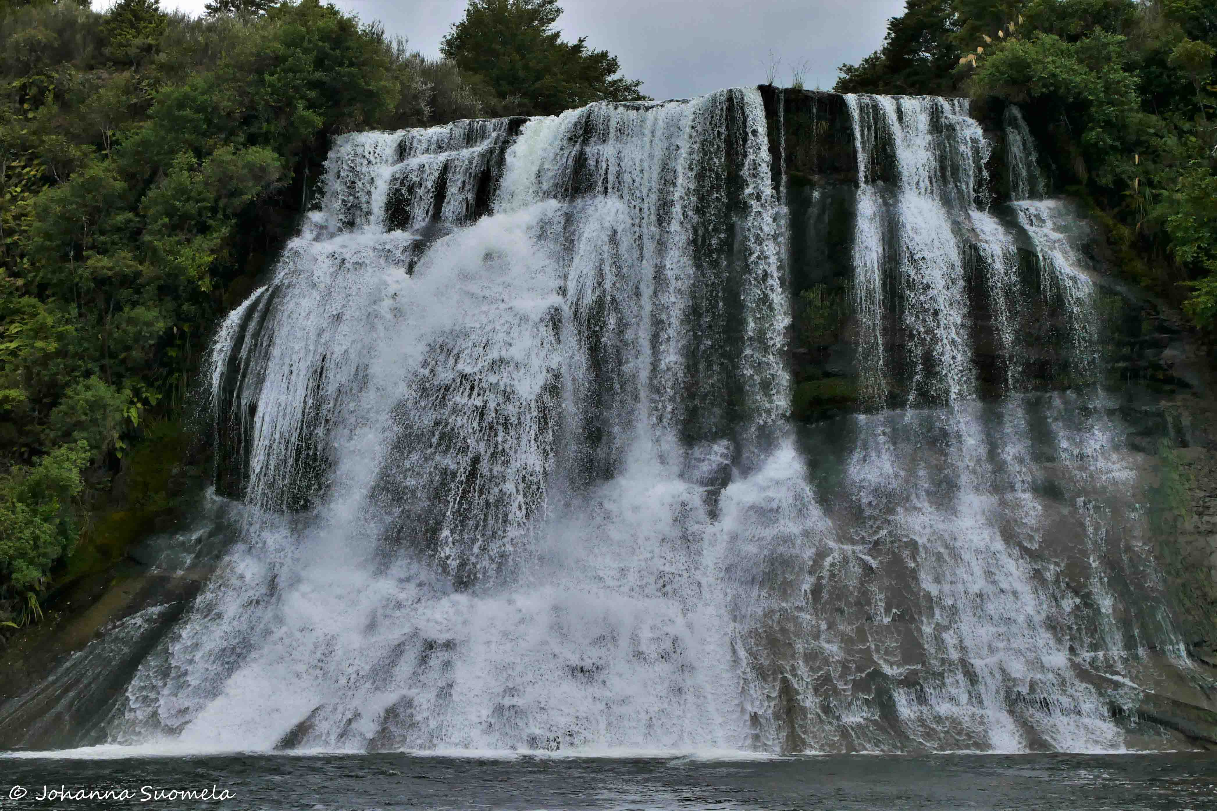 Te Urewera Papakorito falls