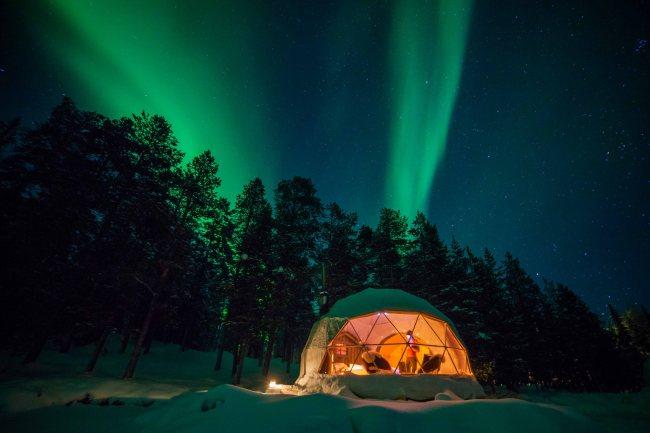 Torassieppi Aurora Dome