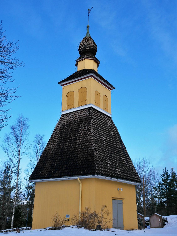 Raasepori Snappertunan kirkon kellotapuli