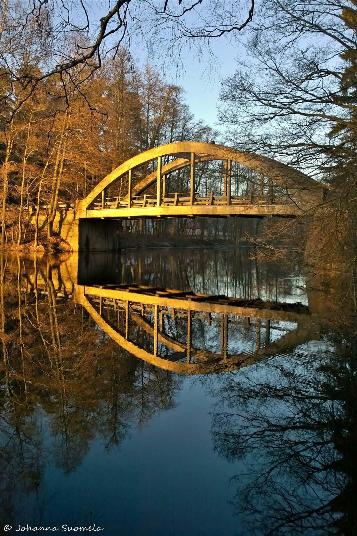 Saaren silta