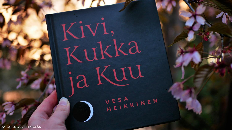 Kivi kukka ja kuu Vesa Heikkinen